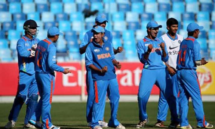 india take on england in under 19 world cup quarters