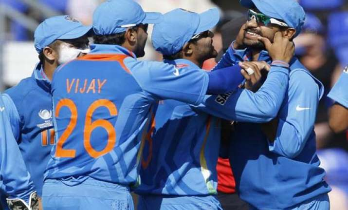 india takes on west indies with an eye on semifinal berth