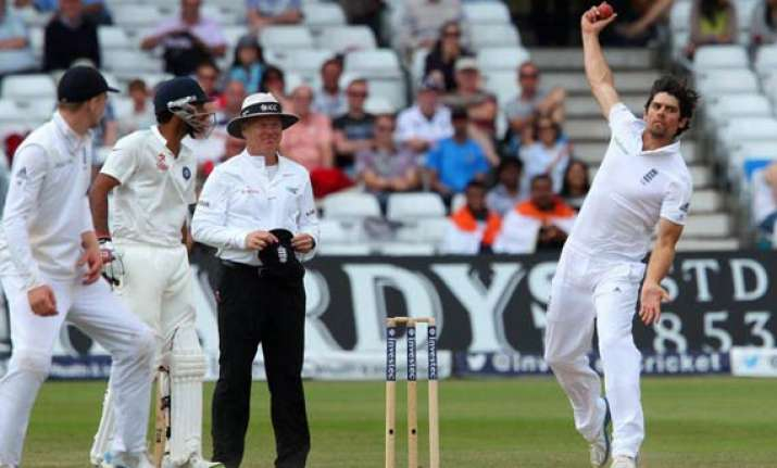 india vs england first test scoreboard day 5