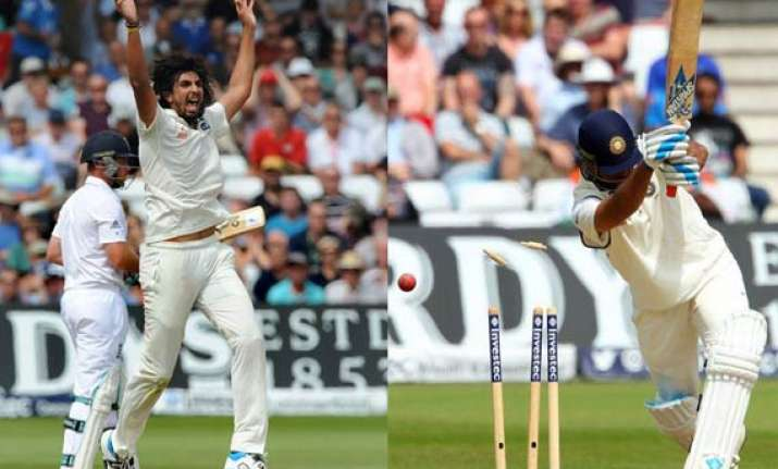 india vs england positives and negatives for team india