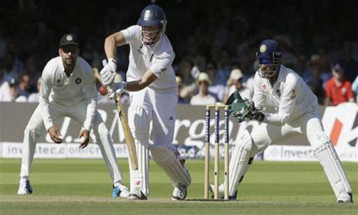 india vs england scoreboard second test day 2 at stumps