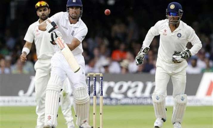 india vs england scoreboard second test day 4 at stumps
