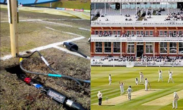 corrupt cricketers microphones don t mix icc
