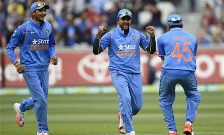 tri series 2015 how india can still qualify for the finals