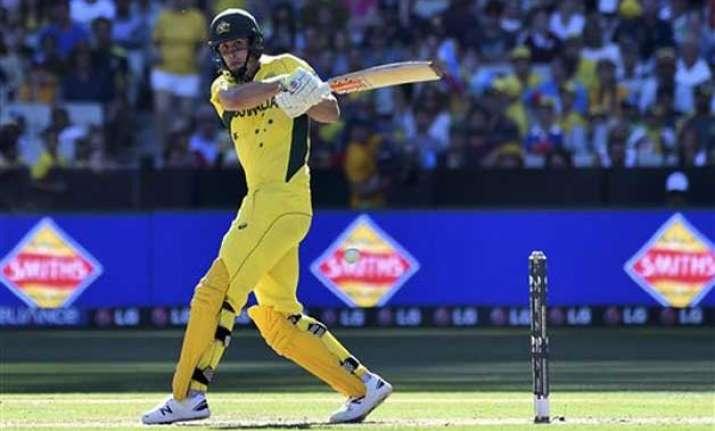 world cup 2015 australia wins toss bats first vs new zealand