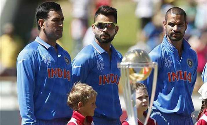 world cup 2015 complete unit has been doing well says dhoni