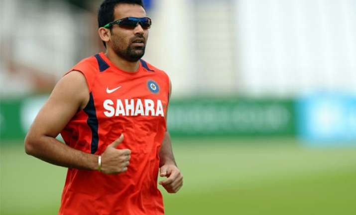 zaheer khan a performing artist with combative skills