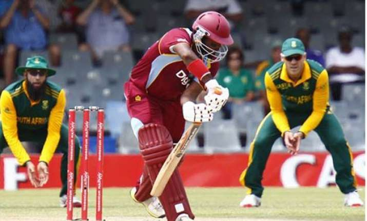 sa vs wi west indies humbled for 122 in 34 overs in 3rd odi