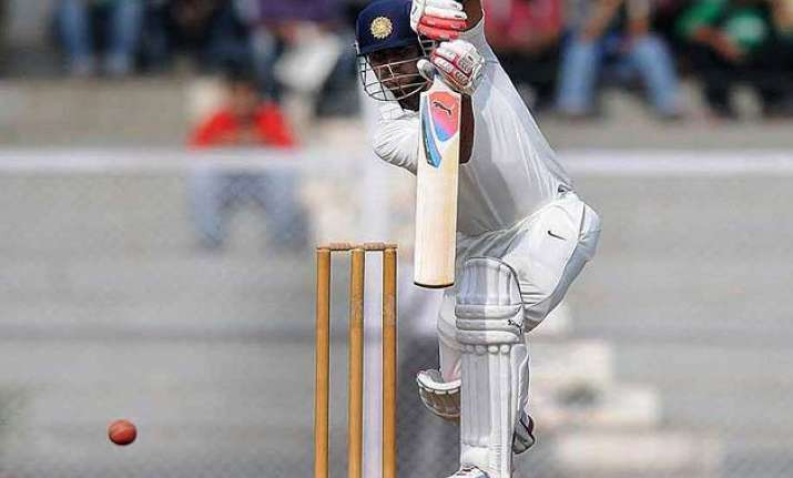 manoj tiwary to lead rest of india in irani trophy