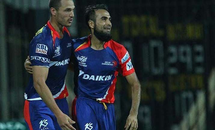 ipl8 chennai super kings post a modest 150 7 against delhi