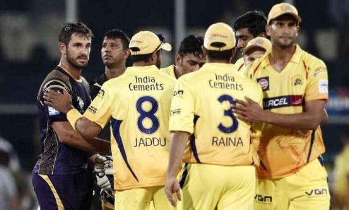 csk take on kkr in all ipl clt20 final