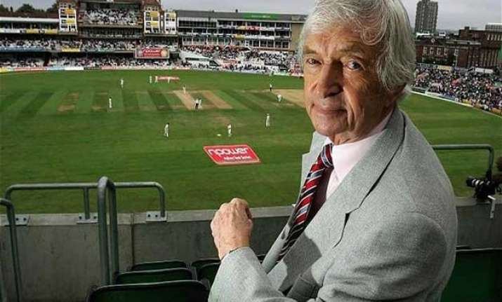 benaud s voice to be missed forever from the airwaves