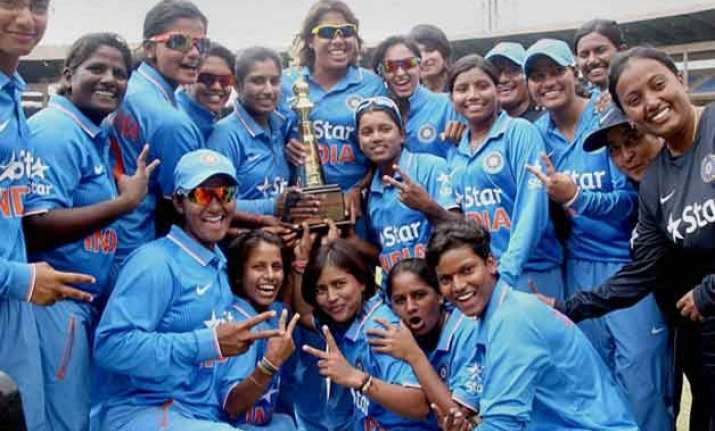 thirush kamini deepti sharma power indian women to odi