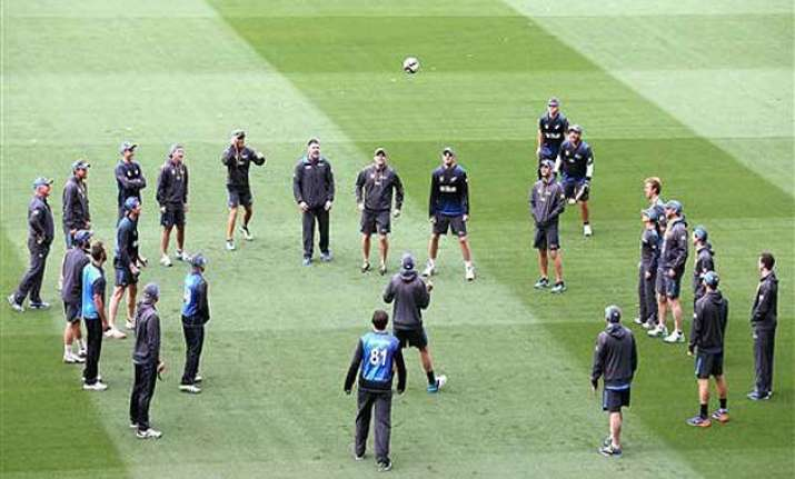 new zealand team unchanged for world cup final