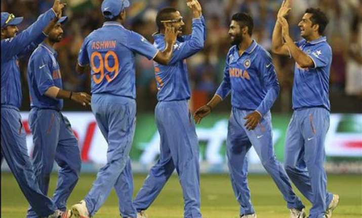 world cup 2015 india are playing best cricket says brian