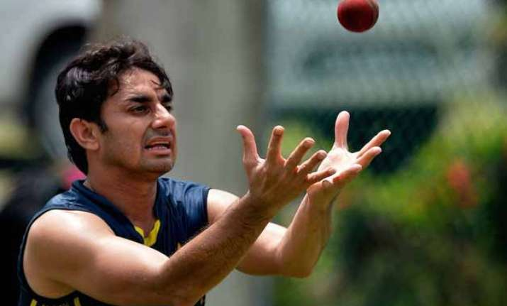 pcb not happy with ajmal for rushing icc bowling action test