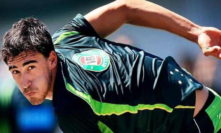 starc must bowl with consistency during world cup mcdermott