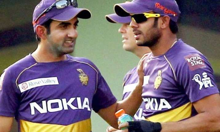 gambhir says he s innocent after fight with tiwary read