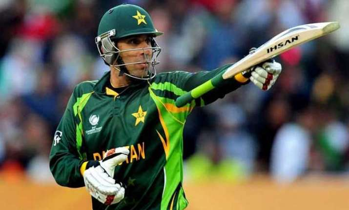 we want to win world cup for peshawar schoolkids misbah