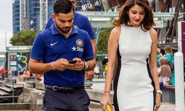 anushka s presence had nothing to do with virat kohli s