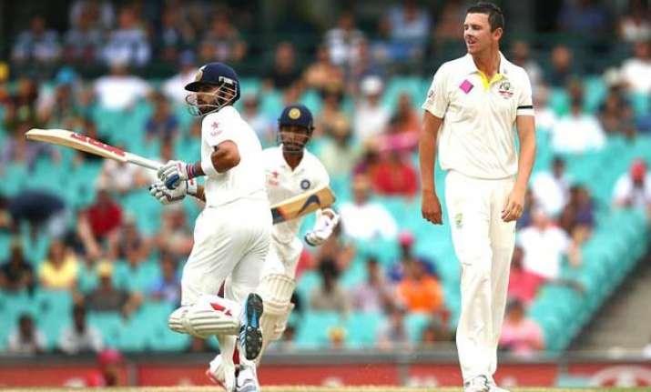latest updates india draw 4th test australia take series 2 0