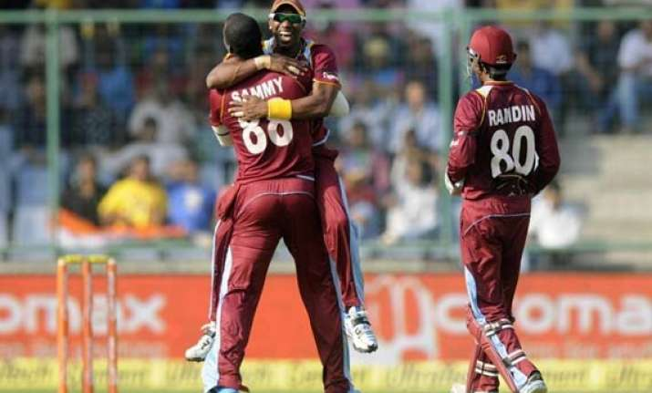 west indies fined for slow over rate against india
