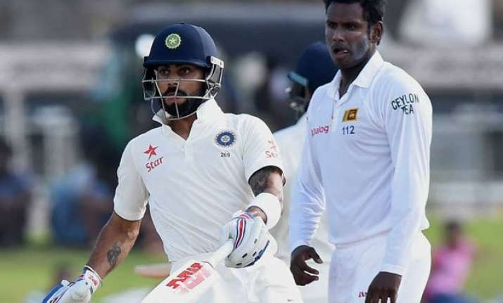 2nd test india hope for improved show in sangakkara s
