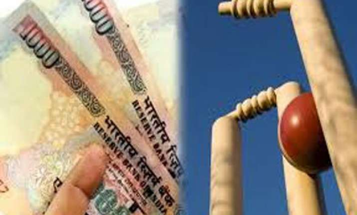 cricket betting racket busted 5 held for wagering on wc tie