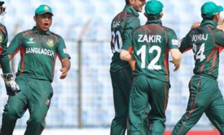 bangladesh stun south africa in u 19 world cup opener