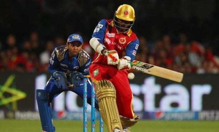 royal challengers bangalore vs mumbai indians scoreboard