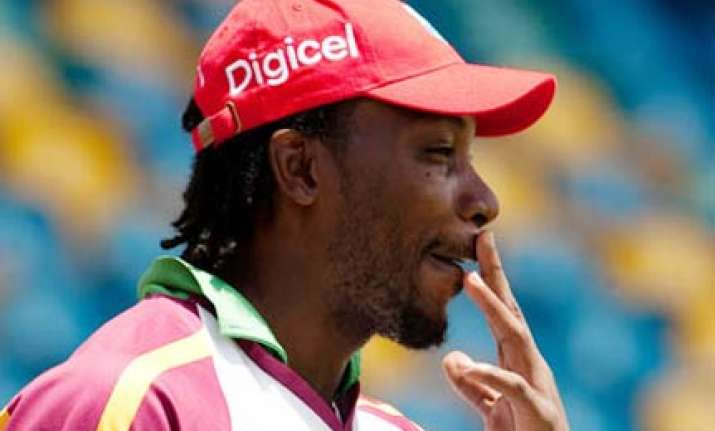 gayle leads windies to crucial victory