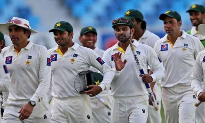 pakistan jump to third place in test rankings