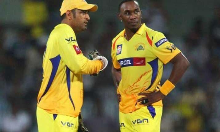 ms dhoni one of the best captains in the world says dwayne