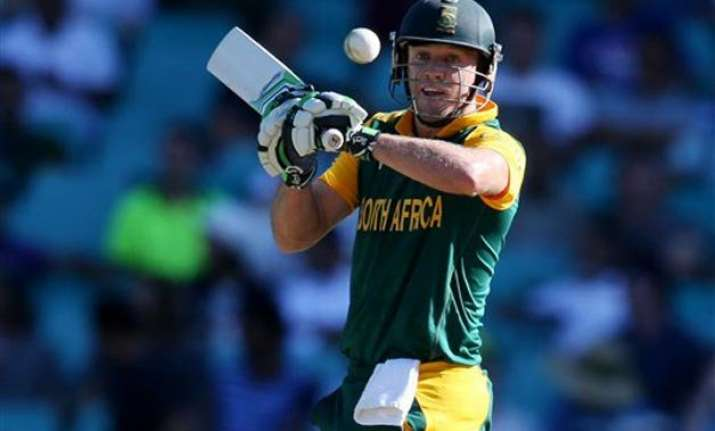 world cup 2015 de villiers confident the choking tag will