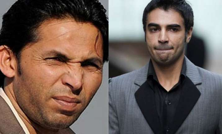 mohammad asif and salman butt can return to competitive