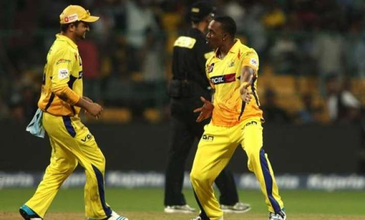 clt20 semifinal 2 csk demolish kings xi to reach the final