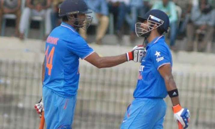 australia a beat india a by 3 wickets to reach triseries