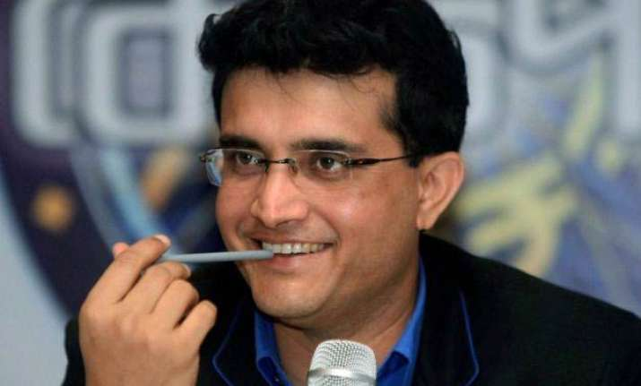 sourav ganguly takes over thorny cab crown on thursday