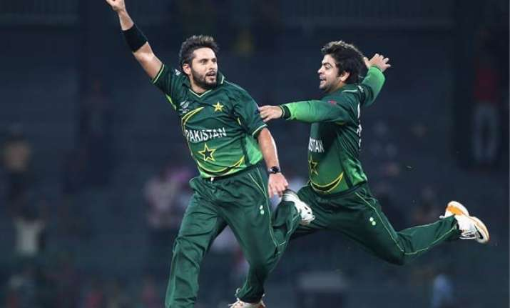 ahmed shehzad acted like afridi s servant former pcb chief