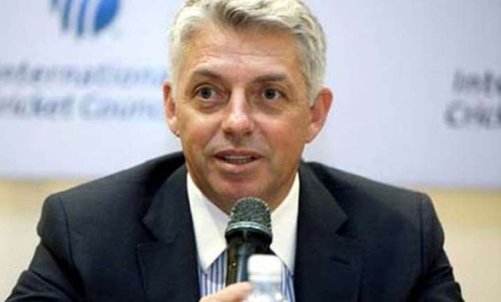 david richardson 2015 world cup will be bigger and better