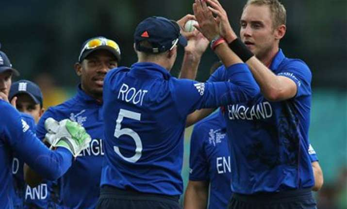 world cup 2015 england wins toss bowls vs afghanistan