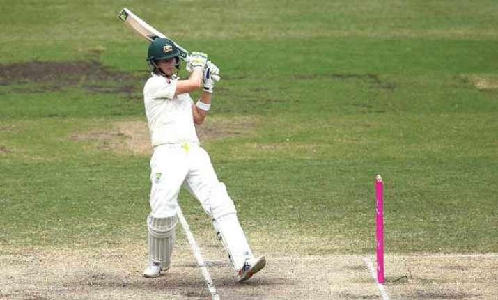 Australia Vs India Scoreboard Fourth Test At Stumps Day 4