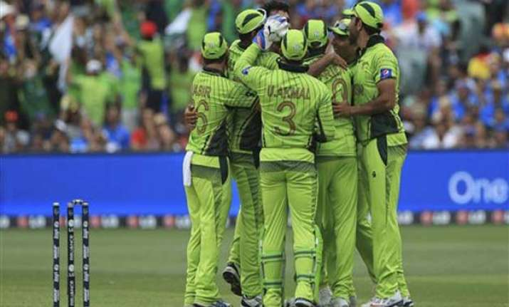 world cup 2015 pakistan west indies to face off after