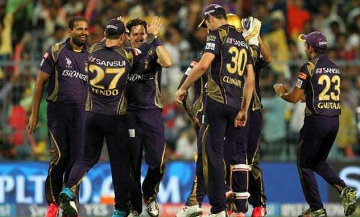 ipl 8 kkr look to end home run on a high