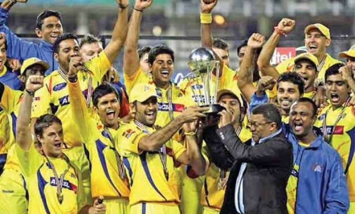 bcci to take legal opinion on chennai super kings low