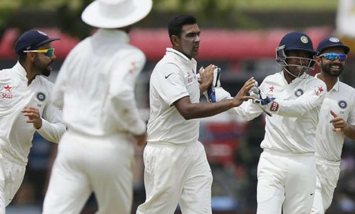 galle test day 3 india restrict sri lanka to 108/5 at lunch
