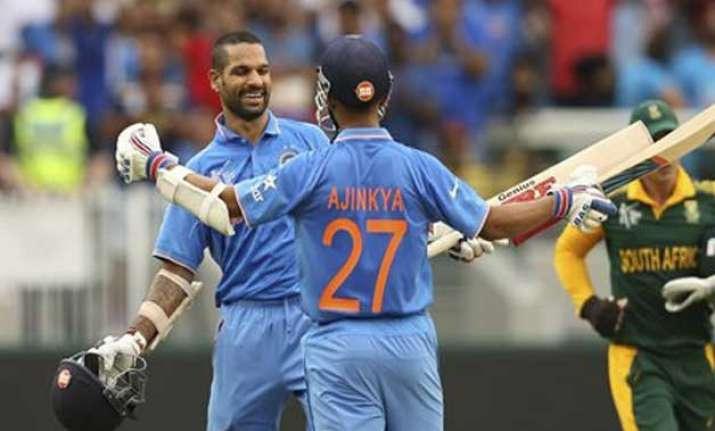 india doing well as it is batsman s world cup geoffrey