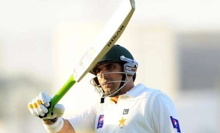 runs have given me confidence says misbah ul haq