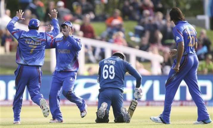 world cup 2015 sri lanka struggled to hard fought win over