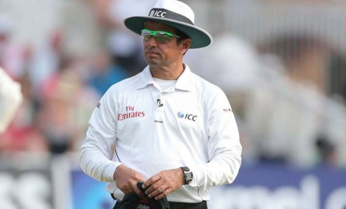pcb to seek help from aleem dar to improve umpire standards